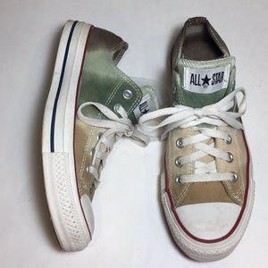 Converse Chuck Taylor Tie Dye Lo Top Size 8